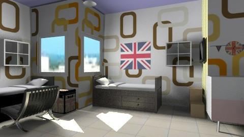 combo - Minimal - Bedroom - by belliciaa