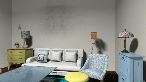 living room  - Classic - Living room - by Agnieszka11