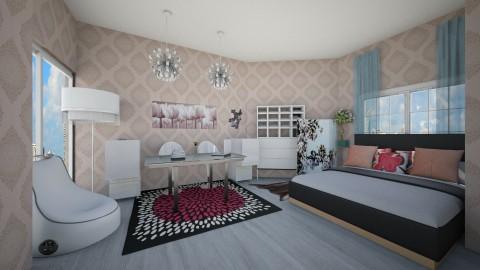 modern room  - Modern - by eleonoraxruc