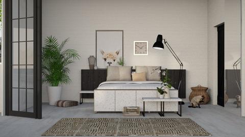 IP Terrazzo - Bedroom - by Kelli Mallory
