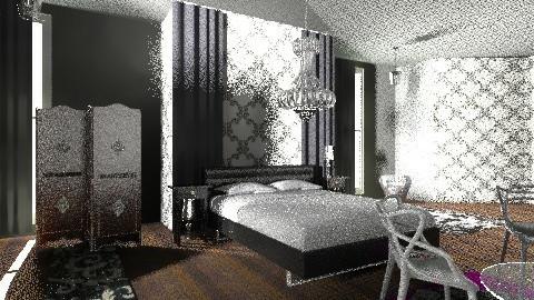 perfect room  - Bedroom - by juliacavallaro