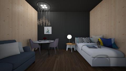 1Eva - Classic - Bedroom - by s08evhar