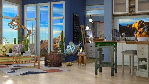 Arizona  - Modern - Living room - by Jessica Fox