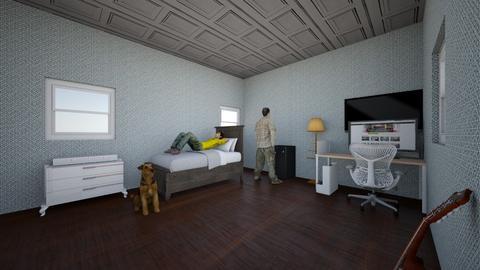 Bedroom 3000 - Bedroom - by mailguy656