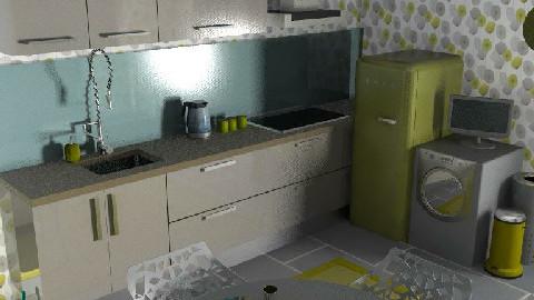 zesty  - Kitchen - by glamour princess