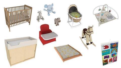 Nursery Items - by GraceBria