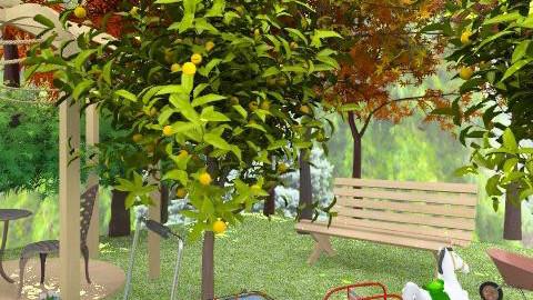 the lemon grove2 - Classic - Garden - by auntiehelen