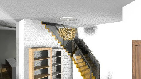 Sala V3 - Classic - Living room - by SuperRigoni