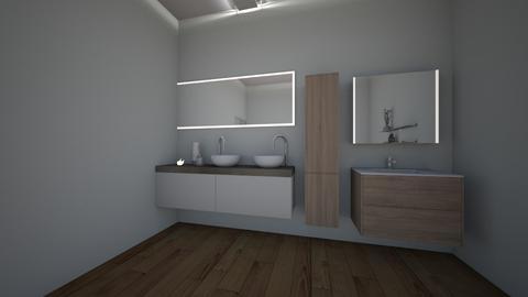 homesky - Kitchen - by Skycharis