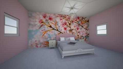 Mural - Bedroom - by hf1000