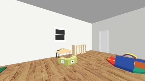 Kiddie Cove - Modern - Kids room - by 20swoverlandv