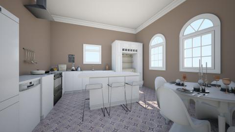 Kitchen - Kitchen - by Dantevandenabeele