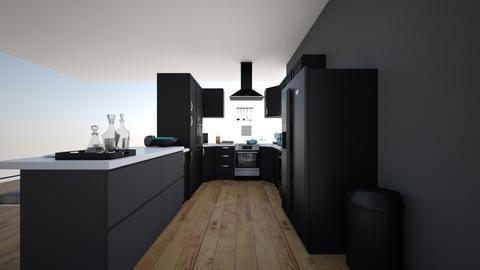 dream kitchen - Kitchen - by dindayudvina