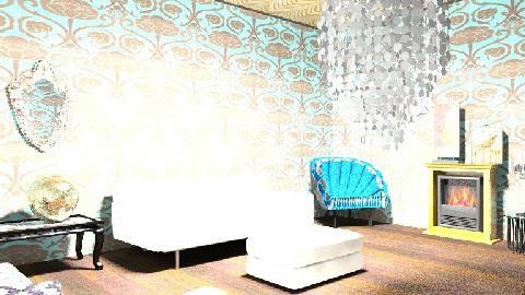 ROCIO BALTAZAR - Classic - Living room - by sweetro77