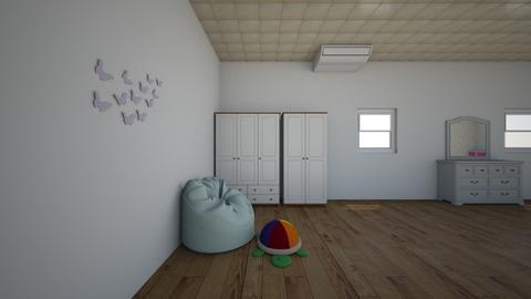 kids room - Kids room - by Carina Pezoa Giordano