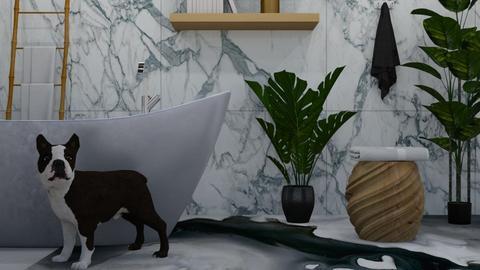 S - Bathroom - by Jana Rohde