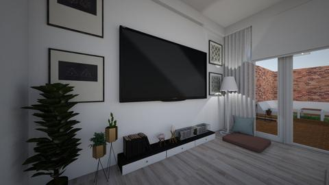gizemm2 - Living room - by gizzzzz_