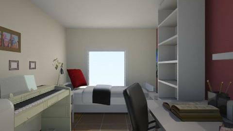 kot - Bedroom - by kverh