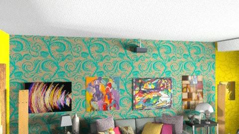 hipo casa - Modern - Living room - by renkavaradi
