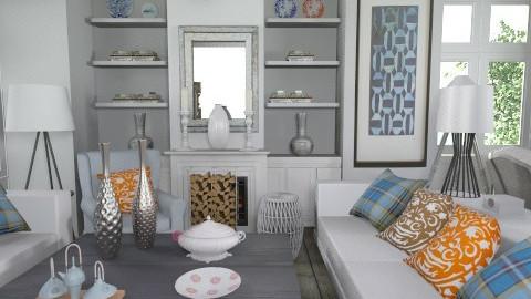 BOOKCAS933 - Living room - by naki1