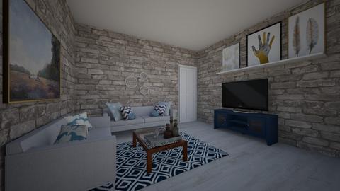 mimi - Living room - by mimi carey