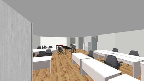 NDRS_office_layout - Office - by Teerapan Klinpratum