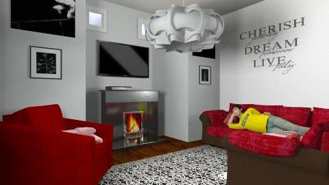Dream Living Room - Living room - by jnapruitt