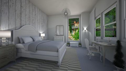 Shabby by Daisy - Bedroom - by Daisy de Arias