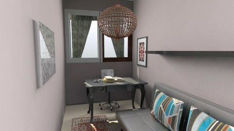 tmateen12 - Bedroom - by Delly