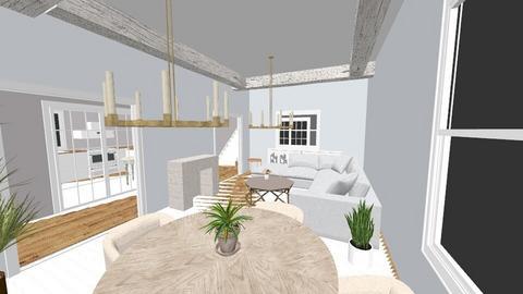 l1  - Living room - by dorotazulczyk1