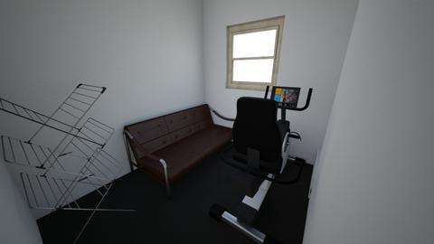 back bedroom - Bedroom - by conrad_smewing