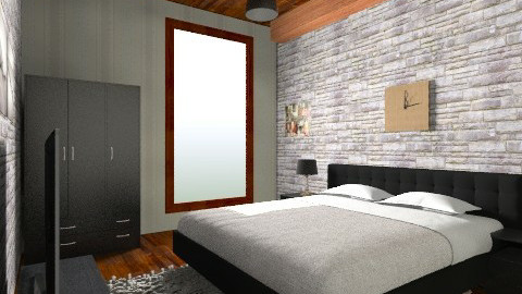 kita - Bedroom - by barly