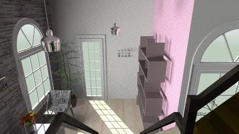 hallway - Modern - by lavilavinia