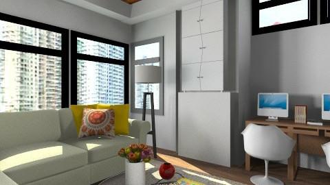 Charlie - Modern - Office - by pachecosilv