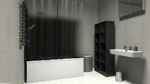 modern bathroom - Bathroom - by Eline0609