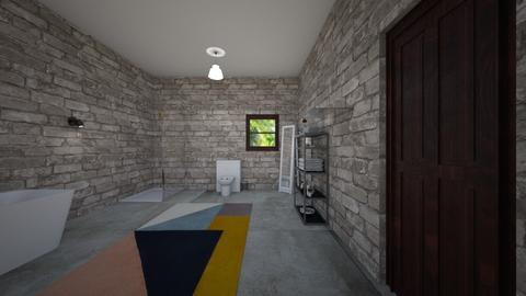 Bathroom - Bathroom - by Minha