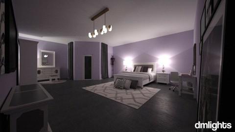 KINGSLEY ROOM DECOR - Minimal - Bedroom - by DMLights-user-1593471