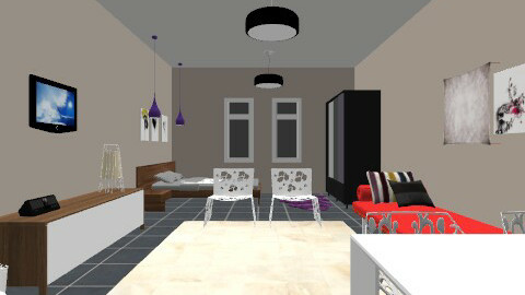 Leaf - Modern - Living room - by Kaarina