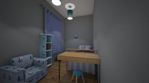 modern home - Modern - by lostprincesssavv