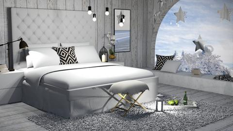ll - Bedroom - by Anet Aneta Kucharova