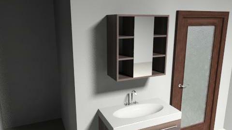 klo67455678 - Glamour - Bathroom - by yasien