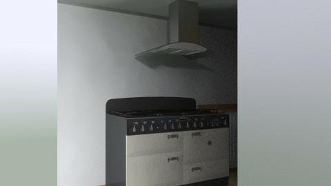 mags kitchen - Retro - Kitchen - by wigs50