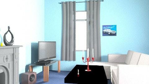 Lounge - Modern - by Emiliee