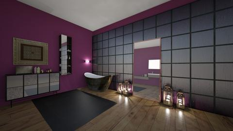 relax - Bathroom - by block44