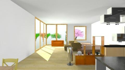 hugo 1 - Living room - by inge vermeire