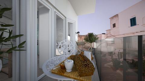 Casa168Balcony - Eclectic - Garden - by nickynunes