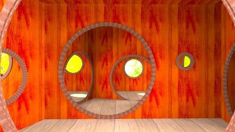 Hippie Spring Amsterdam - Rustic - Bedroom - by Mum Dali