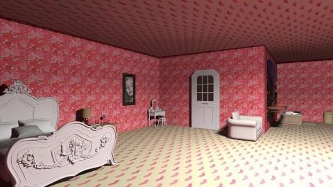 flower room - by didi2323
