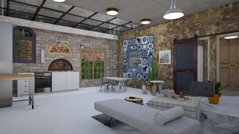 studio on the city - Minimal - by The quiet designer