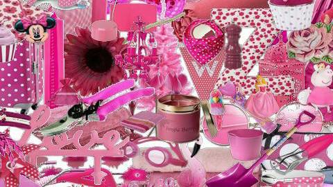 PINK - by rororo